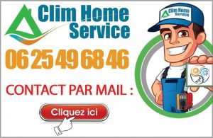 contact mail clim home service