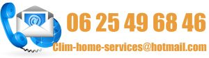 Contact clim home service